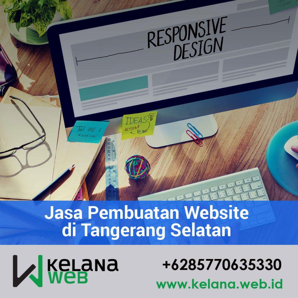 Jasa Pembuatan Website Tangerang Selatan