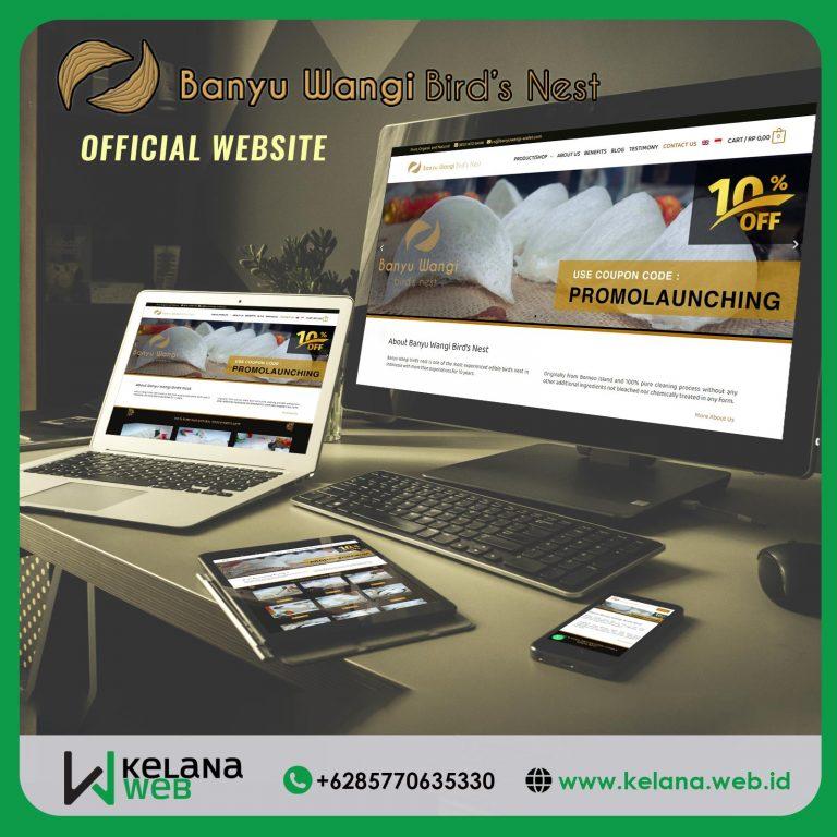 Banyuwangi Walet Official Website